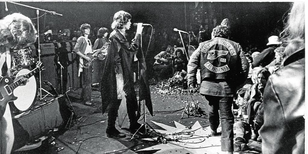 The Rolling Stones, el año que vivieron peligrosamente