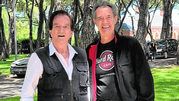 Manuel de la Calva y Ramón Arcusa, el Dúo Dinámico