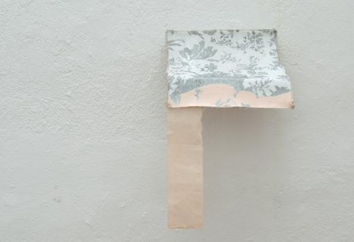 Obra del proyecto «Otro verde», de Valdeón Lemus