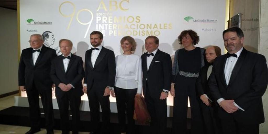 La entrega de los Premios Cavia, en directo
