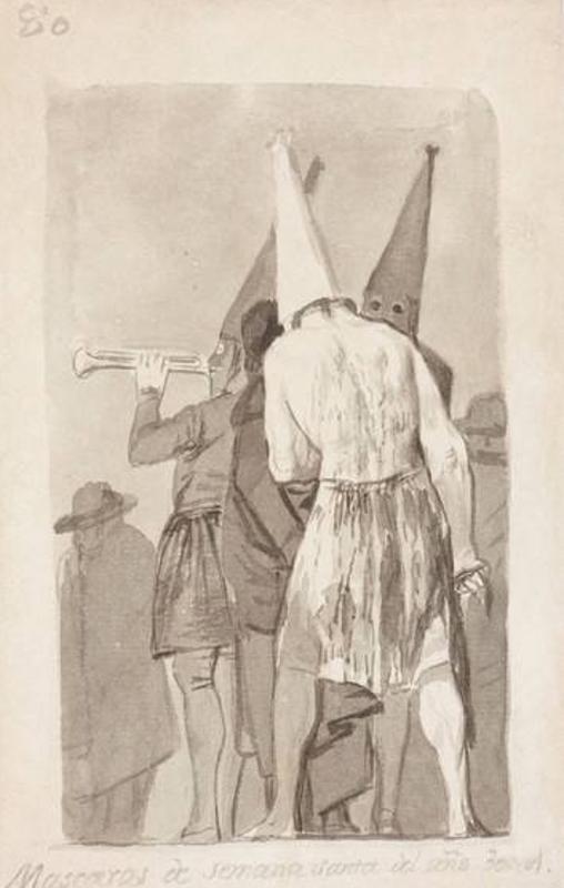 Fig.8 Máscaras de Semana Santa