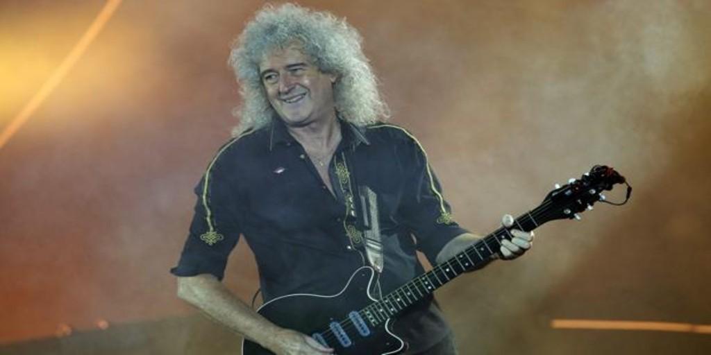 Brian May ha sufrido un ataque al corazón y estuvo «muy cerca de la muerte»