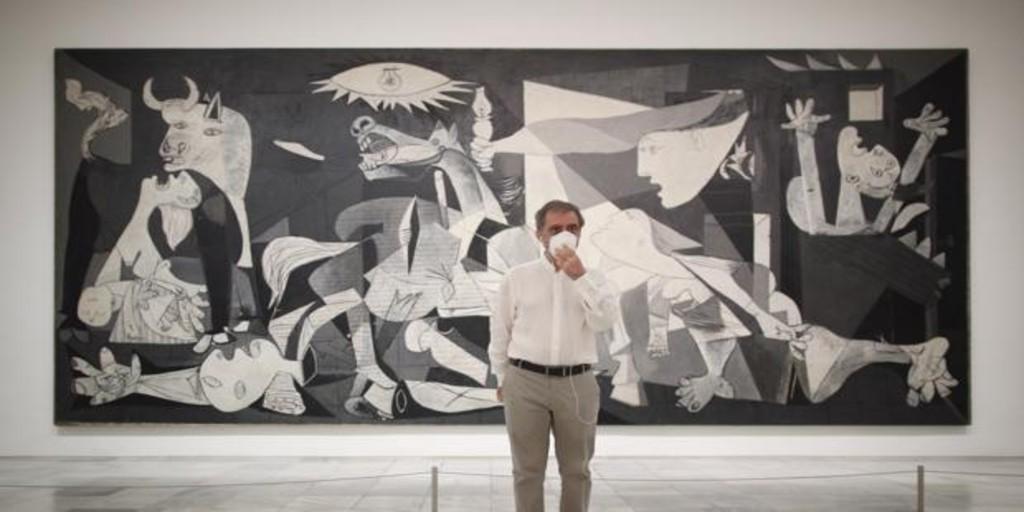 El «Guernica», tú y 29 personas más