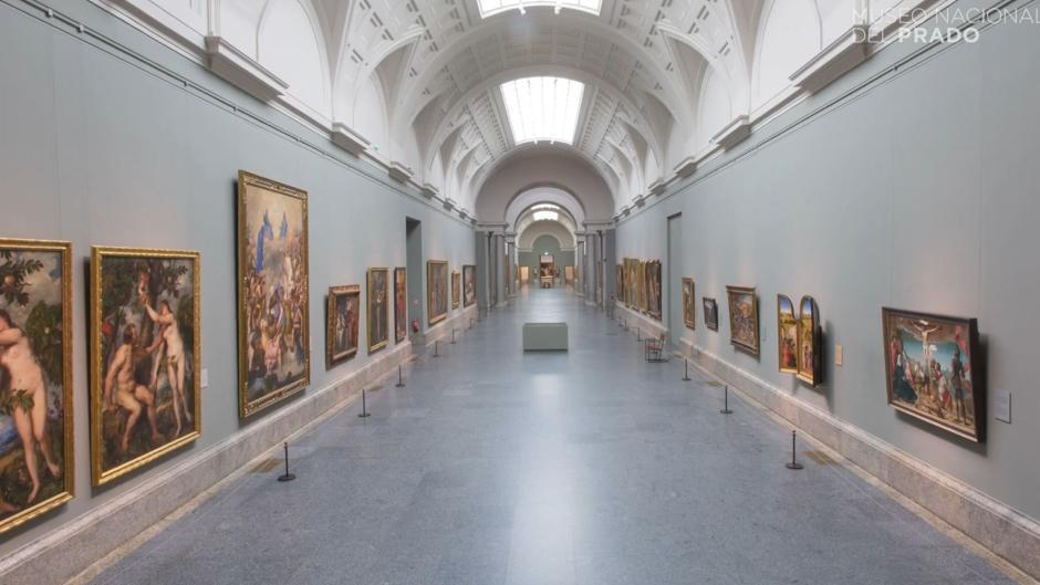 Así se reubicaron en el Prado 190 obras maestras de su colección