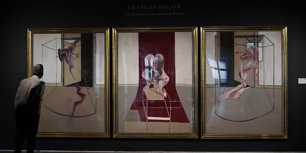 Un Bacon, vendido por 84 millones de dólares en la primera venta global digital de Sotheby's
