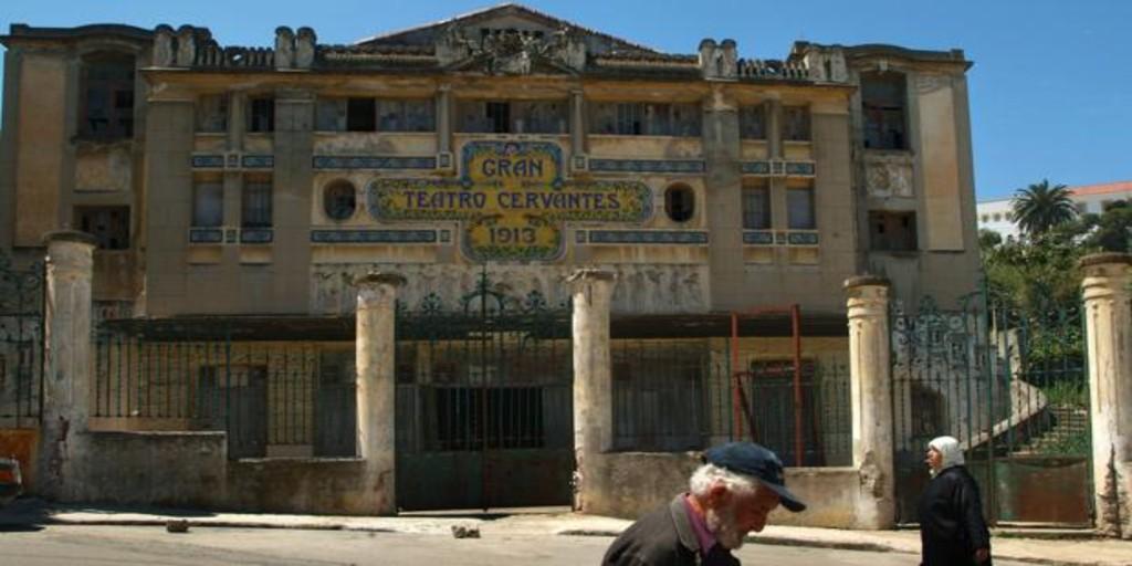 El Congreso valida hoy el regalo del Teatro Cervantes de Tánger