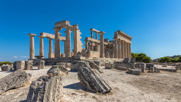 Templo de Afaya