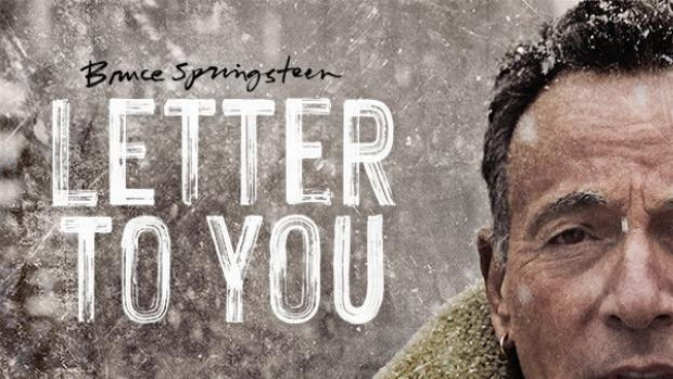 Bruce Springsteen anuncia nuevo disco con The E Street Band, «Letter to you»
