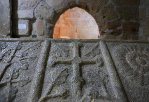 Interior de la fortaleza de Limassol