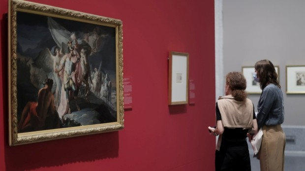 La Fundación Selgas-Fagalde cambia su versión y dice que vendió el Goya a precio de mercado