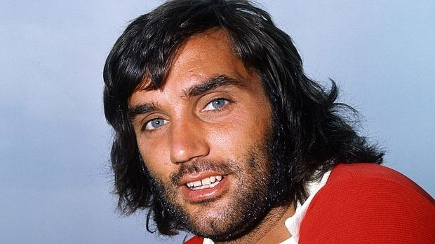 George Best, mito futbolístico e icono pop