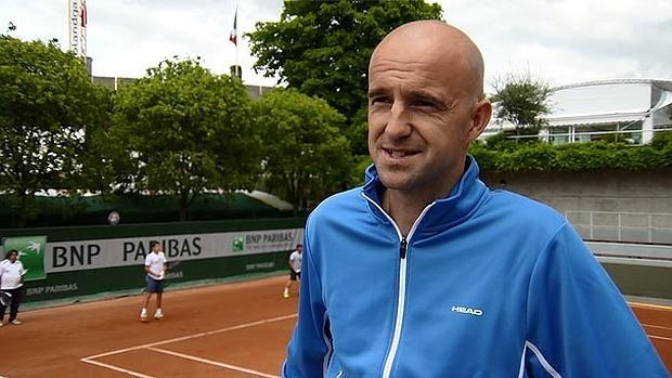 Ivan Ljubicic, en una imagen reciente