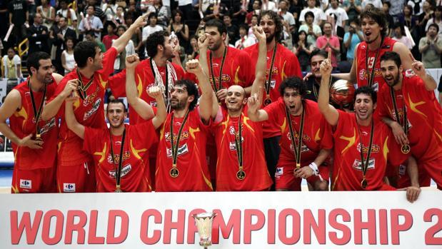 Una imagen de los campeones del Mundo de 2006 de los que la mitad ya no sigue en activo
