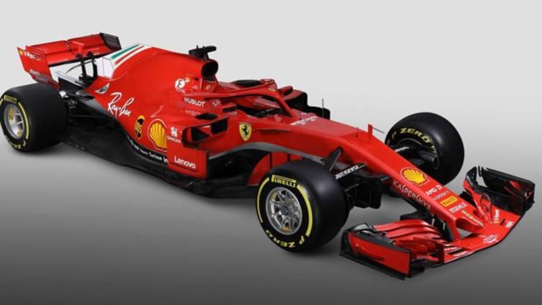 Nuevo 2019!! Scuderia Ferrari F1 Taza Nuevo Estilo