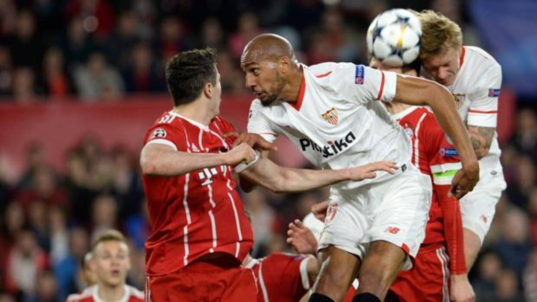 Bayern Sevilla Rückspiel