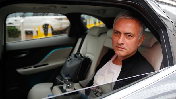 Jose Mourinho ha dejado de ser el entrenador del Manchester United
