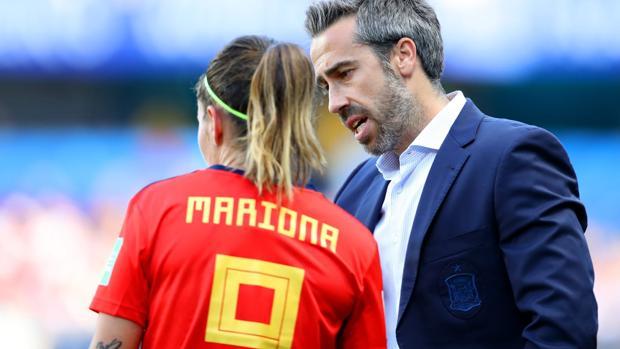 Mundial Femenino de fútbol: España - Estados Unidos