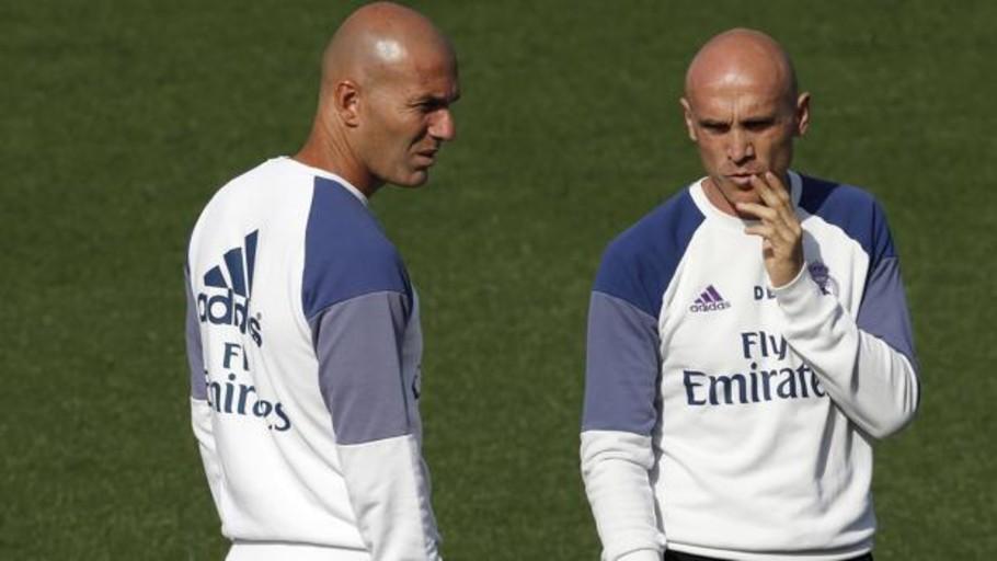 Bettoni toma el mando del Real Madrid
