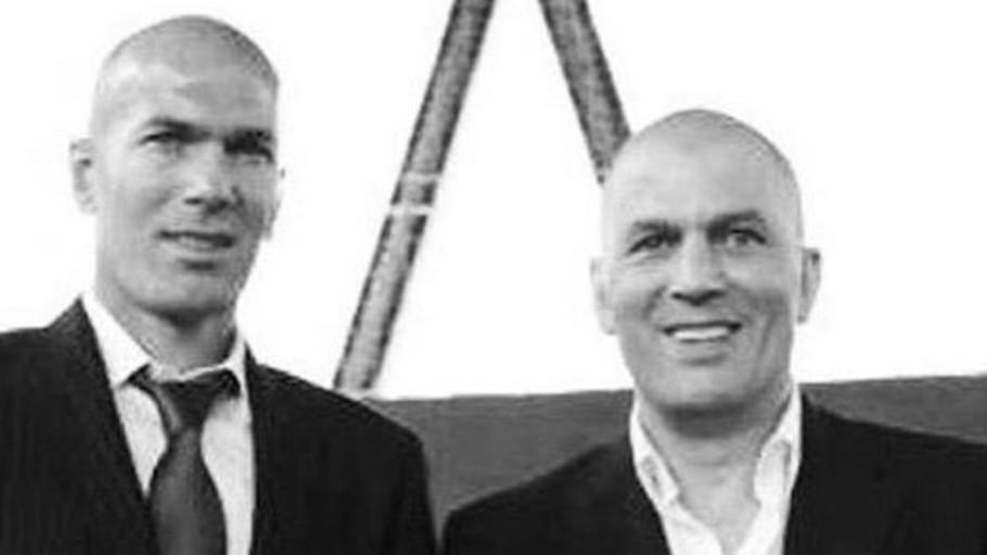 El emotivo mensaje de Zidane a su hermano fallecido