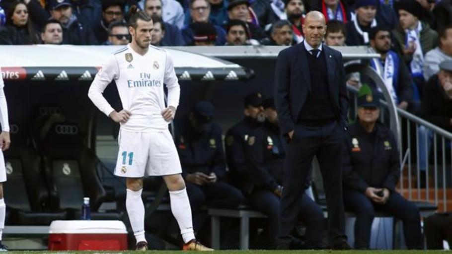 El día que Zidane le tomó la matrícula a Bale