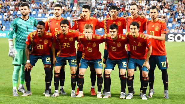 La selección de fútbol sub 21 logró su clasificación para Tokio al acceder a semifinales en el Europeo de este verano