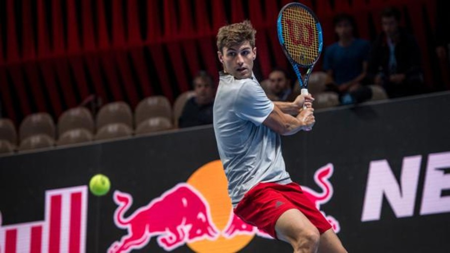 Red Bull organiza un atractivo torneo para buscar a las nuevas promesas del tenis español