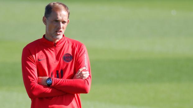 Tuchel, técnico del PSG