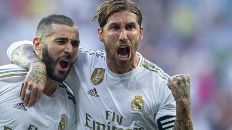 Sergio Ramos: «Un Balón de Oro a otro que no sea Cristiano o Messi te alegra»