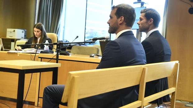 Xabi Alonso, ante el Juez