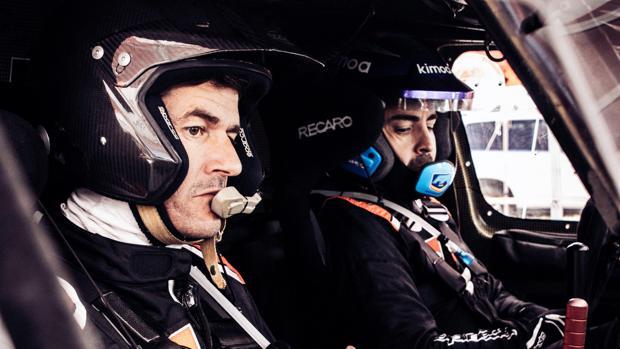 Official Fernando Alonso Will Run The Dakar 2020 With