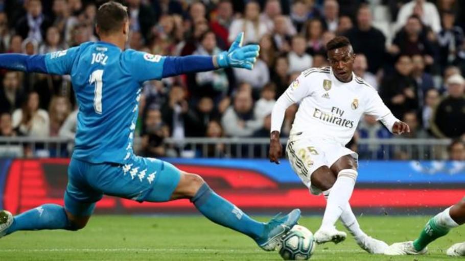 Joaquín se disculpa con Vinicius: «Si yo tengo menos peligro de cara a gol que un gitano sin primos»