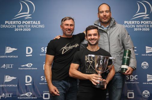 """Los rusos del """"Rocknrolla"""" se han llevado el trofeo de la general del circuito Dragon Grand Prix"""