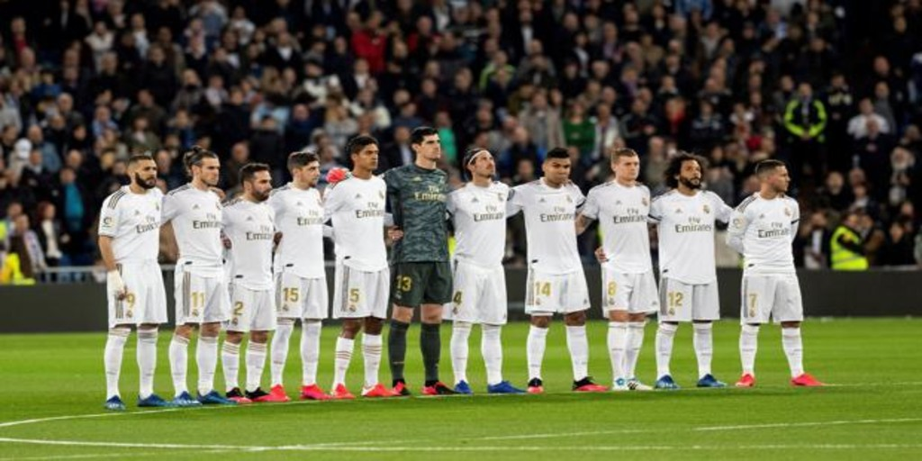 El emocionante minuto de silencio del Bernabéu por Gistau