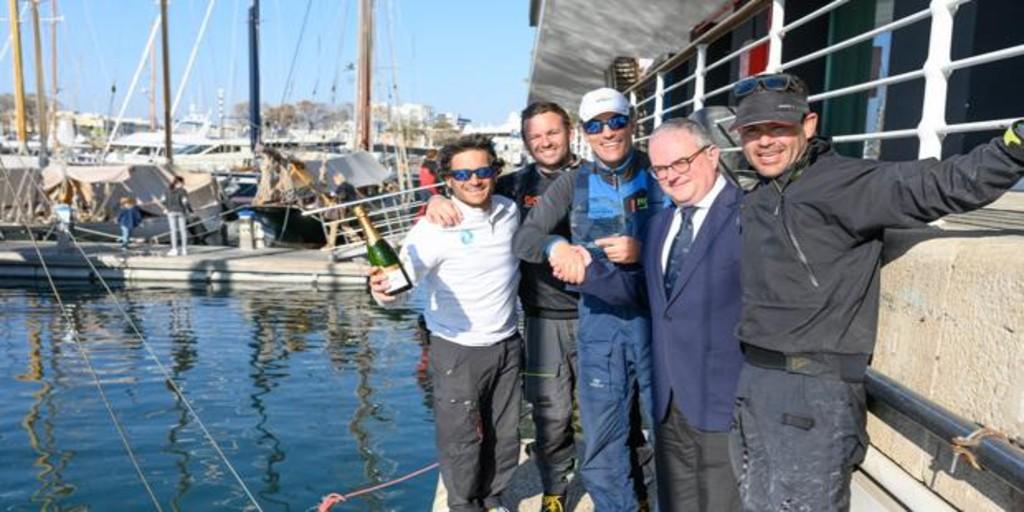 Arrancan en Vigo la J70 Villalia Series, como preludio del Campeonato de España de Combarro