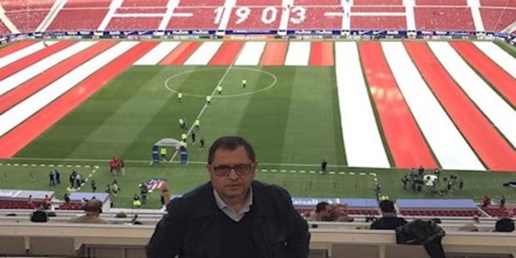 Chema Candela, se apaga la voz del Atlético en RNE