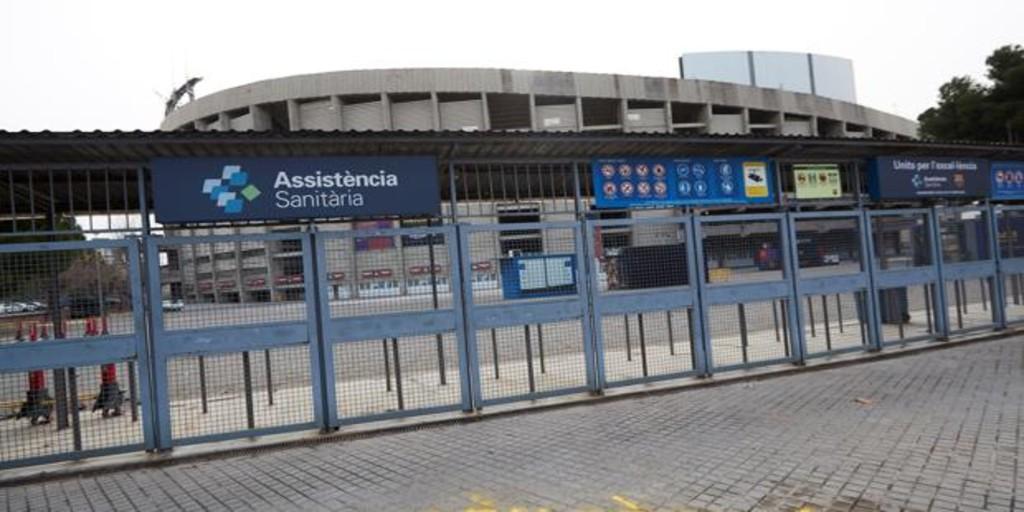 El investigador Oriol Mijà aconseja no abrir el Camp Nou hasta otoño