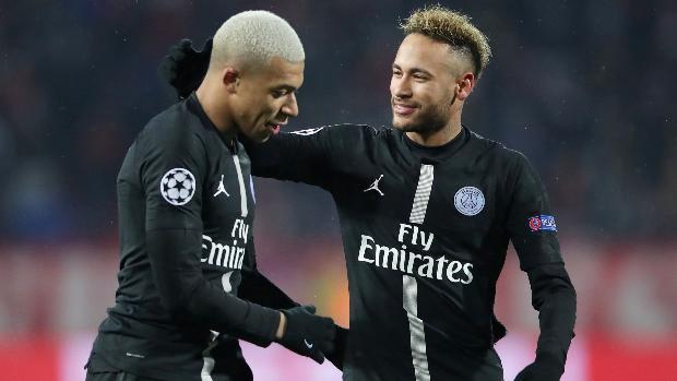 Neymar y Mbappé se rebajarán el sueldo un 50 %