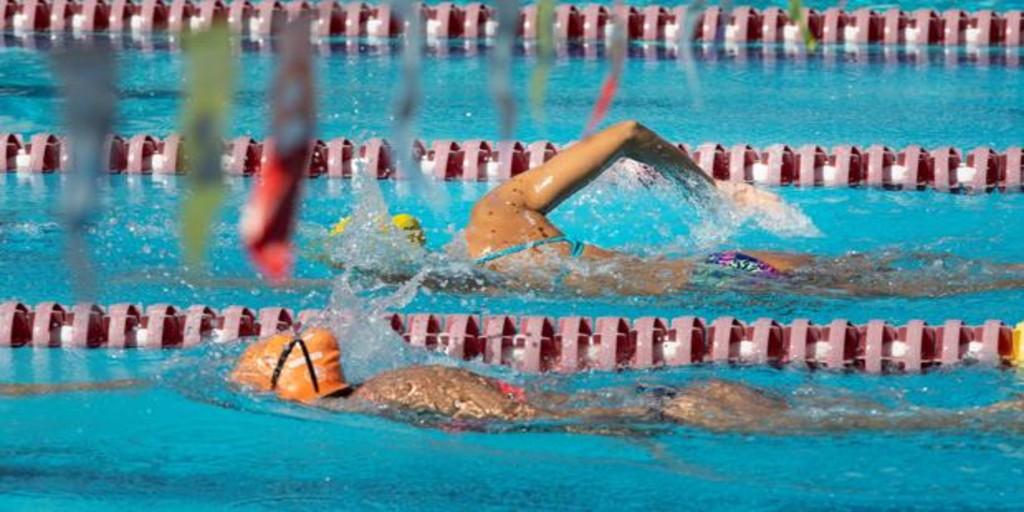 Las piscinas, abiertas para entrenar incluso en fase 1