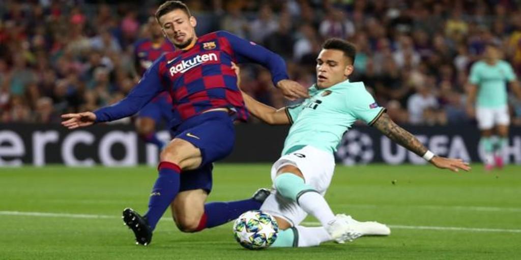 El Inter, obligado a negociar con el Barça por Lautaro