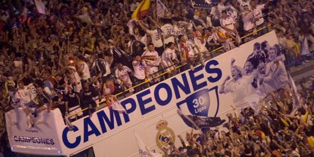El Real Madrid no irá a Cibeles ni a las instituciones si conquista la Liga