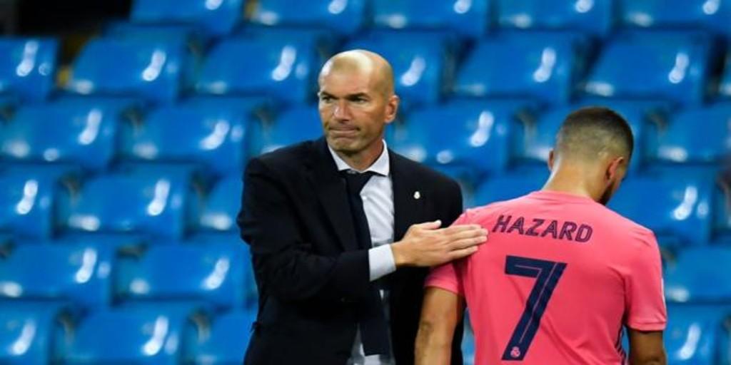 Zidane: «Hemos perdido los dos partidos, es merecido»