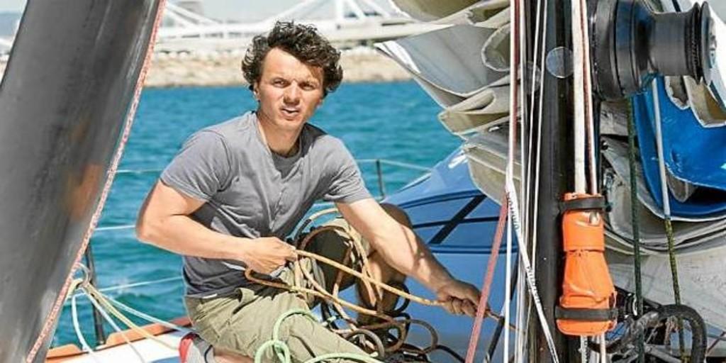 Didac Costa iniciará las 2.000 millas de calificación el para la Vendée el próximo día 17