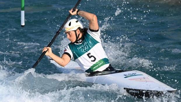 Maialen Chourraut pasa a la final y defenderá su título olímpico