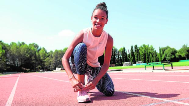 María Vicente: «Mis Juegos son los siguientes, pero quiero coger experiencias»