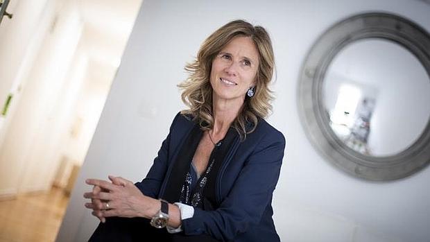 Cristina Garmencia, presidenta de Cotec