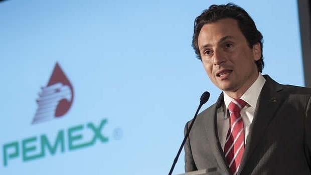 Emilio Lozoya,, exdirector general de Pemex