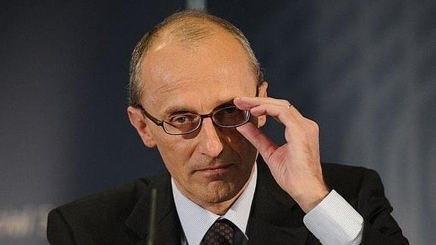 El presidente de la EBA, Andrea Enria