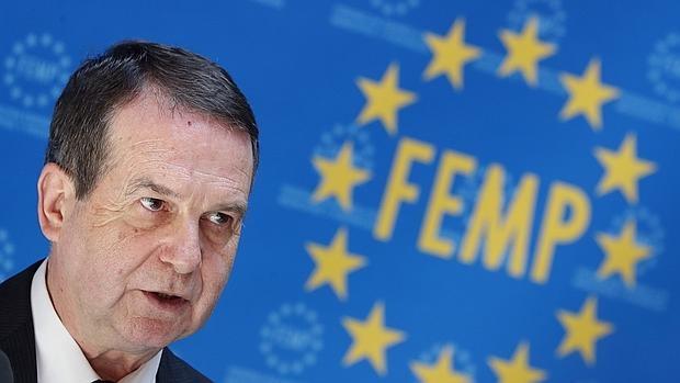 Abel Caballero, presidente de la Federación Española de Municipios y Provincias (FEMP)