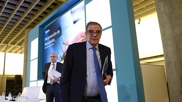César Alierta también dejó la presidencia de Telefónica el pasado 8 de abril