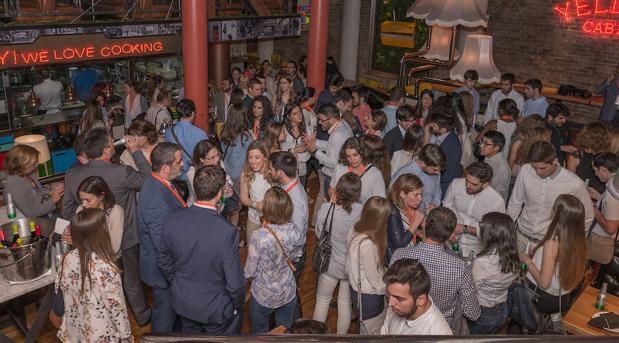 Evento «Recruiting Erasmus» en Madrid organizado por People Matters y Heineken